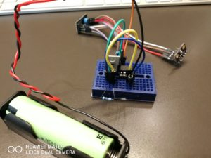 ESP8266をATtiny13AとMOS FETで制御する環境センサの製作 (1)
