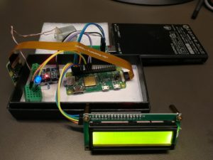 図5.LCD接続