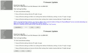 図6.Firmware Update Flash