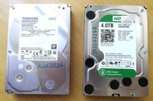 図13.交換HDD比較