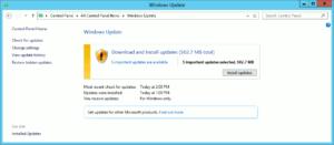 図01.Windows Update