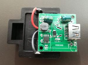 図05.USBアダプタ基板