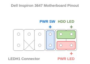 図06.Dell Inspiron 3647のピンアサイン