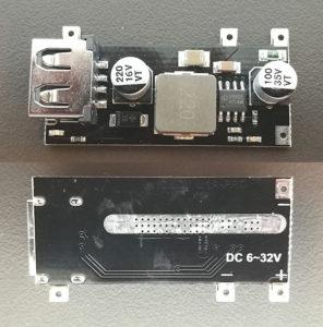 図04.IP6505搭載QC3.0対応DC-DCダウンバータ