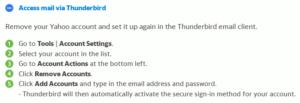 図2.Thunderbirdの対応方法