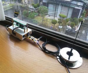 図08.SDイメージ版PiAwareで動くADS-B受信機
