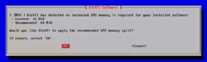 図06.GPUメモリ割当変更確認