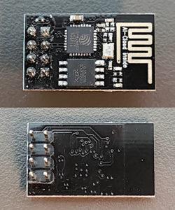 図04.LC Tech版付属のESP-01S