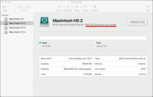 図05.Mac OS Extended Disk