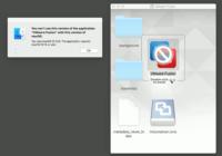 図05.VMware Fusion Player 12 Requires macOS 10.15