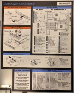 図10.x3650 System Service Information