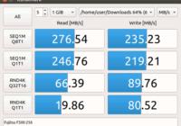 図05.VPCSA26GG Ubuntu 18.04 KDiskMark