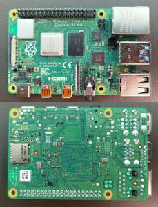 図02.Raspberry Pi 4 4GB