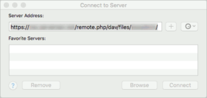 図06.Finder Server Address