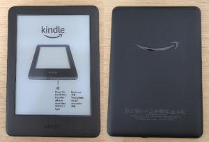 図03.Kindle J9G29R 本体表裏