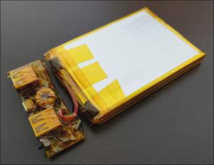 図6.カプトンテープによる絶縁処理