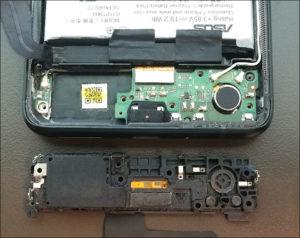 図12.Zenfone7 インターフェイスボード